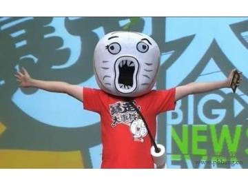 中国近十年网红热度排行榜