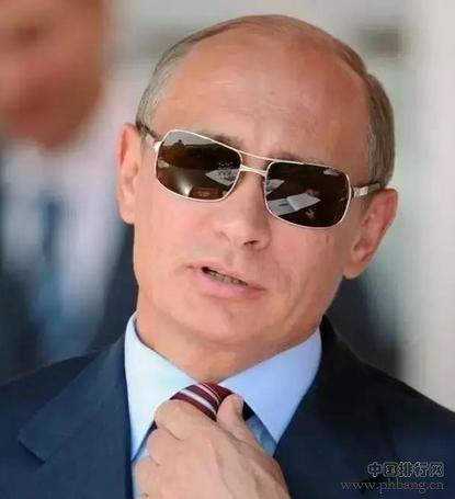 《福布斯》公布全球权势排行榜:普京第一