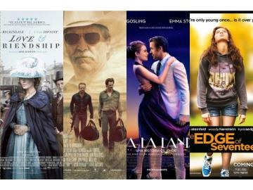 2016年度二十大佳片   20 Best Movies of 2016