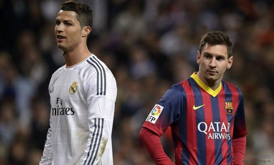 2014年世界足坛百大球星排行榜