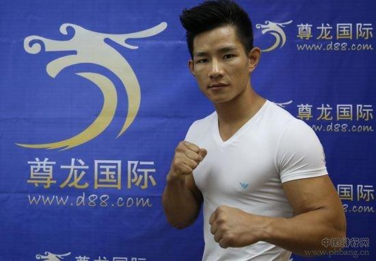 2014中国十大拳王排行