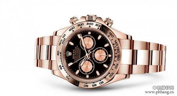 全球奢侈品牌榜单 Apple Watch取代劳力士
