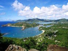 加勒比海浪漫度假岛屿排行