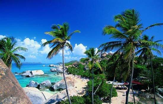 2013年中国十大最美丽的海洋宝岛排行