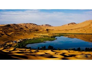不同风情-带您欣赏中国最美五大沙漠