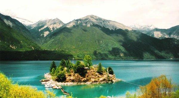 西藏最神秘的9大圣湖