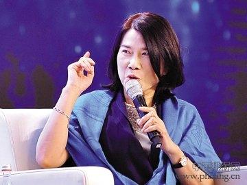 """2015年""""中国最具影响力的25位商界女性""""排行榜"""
