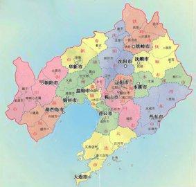 2018辽宁省各地市人口数量排行榜