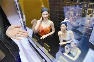 3d打印人像价格:3D人像打印馆亮相南京