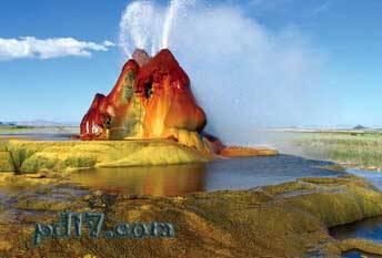 世界十大间歇泉都有哪些?