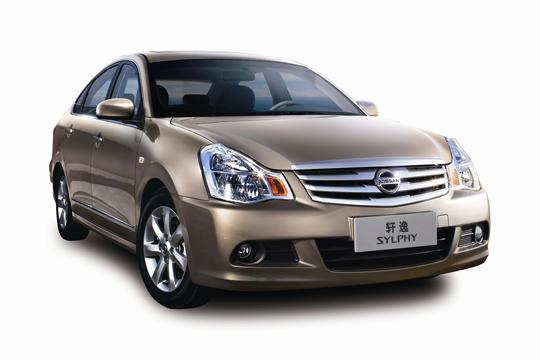 2015年3月乘用车品牌销量排行榜 TOP10