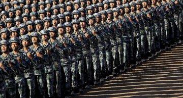 2019全球军费排行榜_2019年全球军力排行榜:中国名次不变