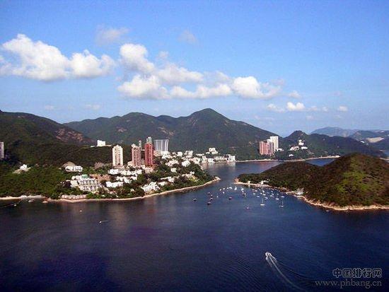 玩转香港 十大必去地排行榜