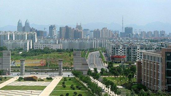2013中国十佳宜居城市排行榜(2)