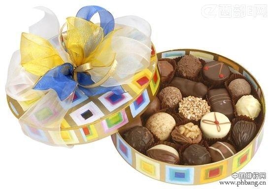 全球十大顶级巧克力排行榜