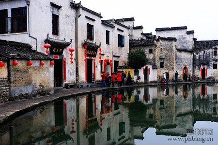 2014年安徽省十大最宜居小镇