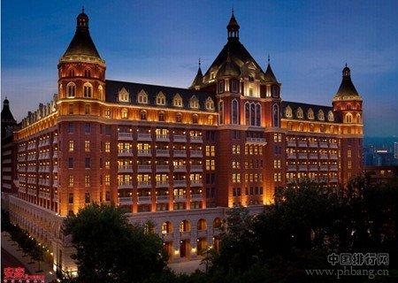 2014年中国奢华酒店排行榜TOP30