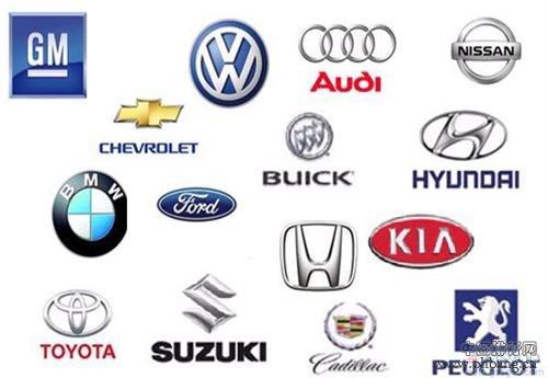 前9月车企在华销量前十排名