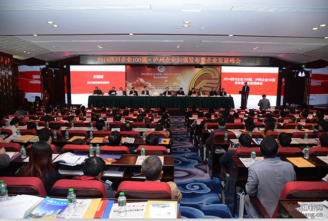 2014年四川企业100强排行名单