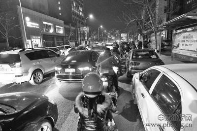 拥堵排行榜郑州第13 市民不服吐槽:不堵才稀奇