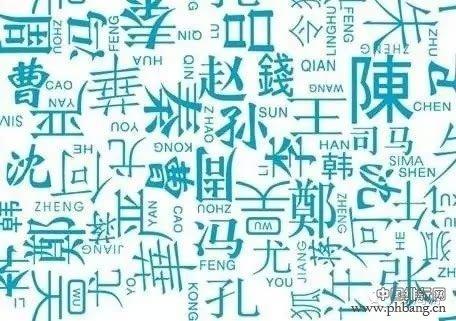 山东省最新姓氏排名,看看你排第几?