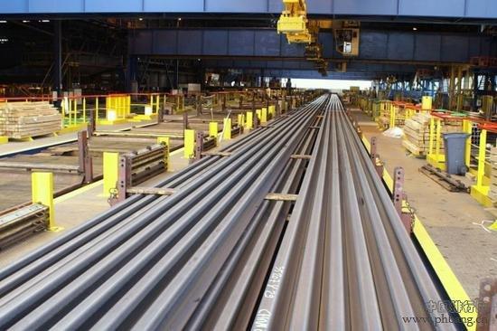 2015年中国粗钢产量排名世界第一
