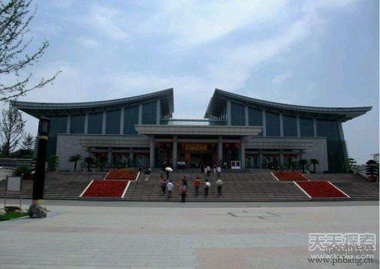 中国20大博物馆排名出炉:看有你家乡的吗
