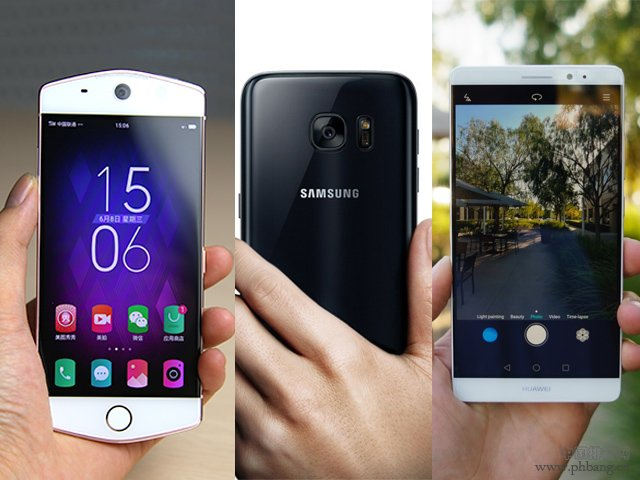 2016美图手机数次登上各大购物节手机销售排行榜前列