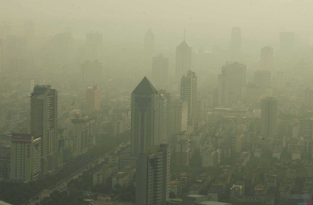 全球雾霾城市排名