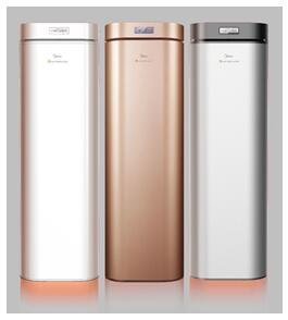 节能热水器十大排名 美的空气能热水器荣誉上榜