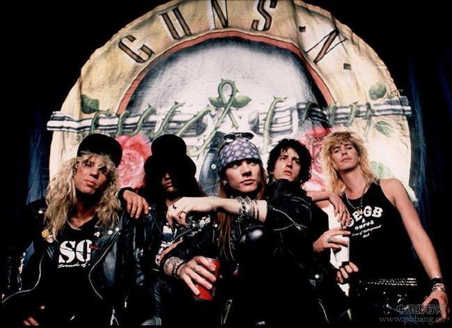 美国著名十大摇滚乐队