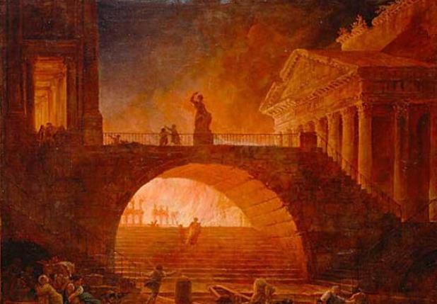 世界最大的十场火灾