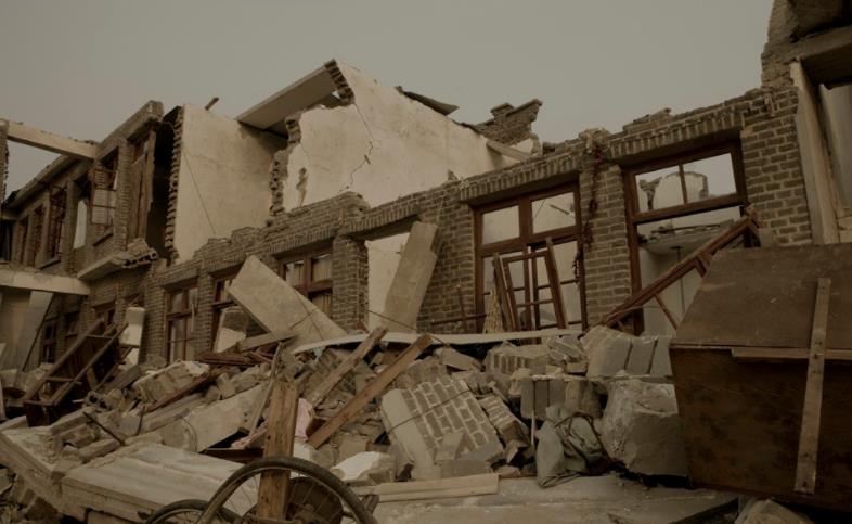 中国地震危险度最高10大地区