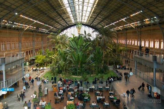 盘点世界十大最美的火车站