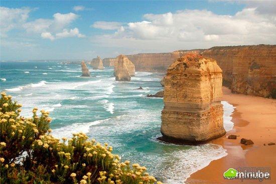 全球十大唯美海岸美得让人窒息
