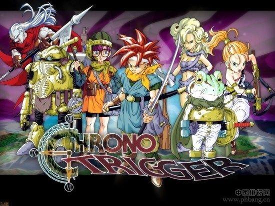 十大最佳剧情的日式RPG神作