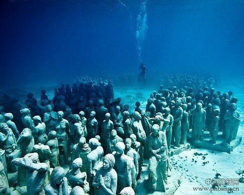 盘点世界十大壮观人工鱼礁