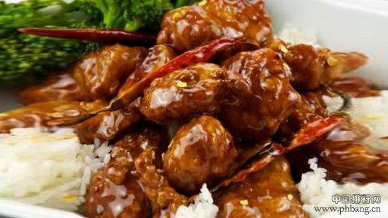 十大你绝不会在中国找到的中国菜