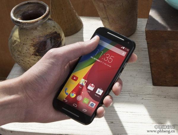 2014年10月最佳Android系统智能手机前十排名