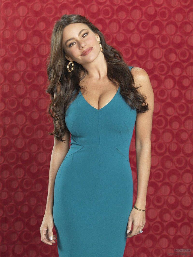 全球最性感漂亮的十大美胸女星排行榜