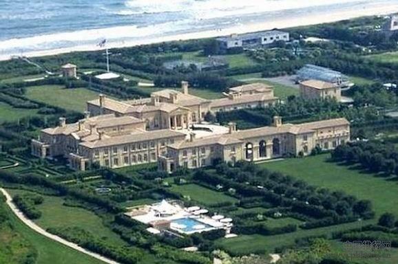 盘点全球最贵十大豪宅