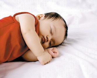 宝宝睡觉十大错误习惯