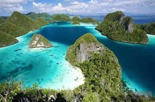 全球鲜为人知的十大蜜月海岛