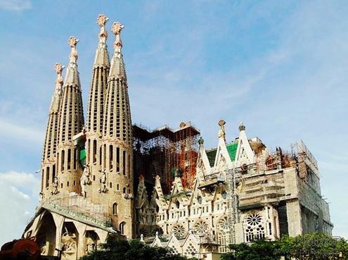 盘点世界古今十大最美建筑