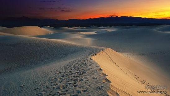 盘点全美十大最美国家公园景观